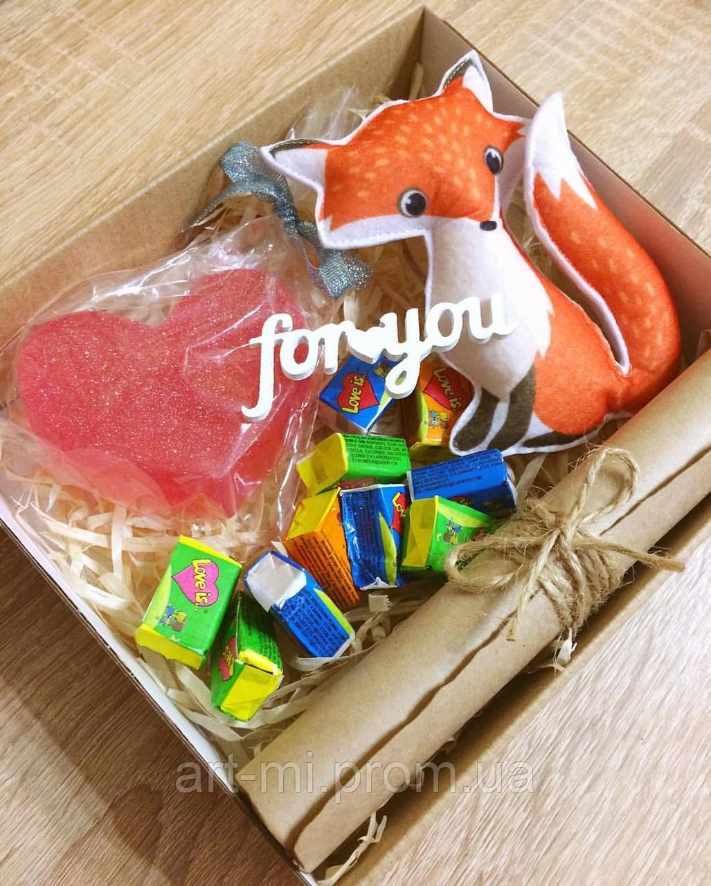 Подарочный набор Happy box #24 - Art Mi в Николаеве