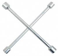 Ключ баллонный крестообразный 17х19х21х22 мм, Technics (49-380)