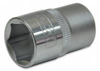 """Головка шестигранная 9 мм, 1/2 """", Cr-V, Konner, Konner (50-051)"""