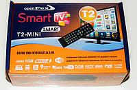 Цифровой эфирный ресивер Т2 OpenFox T2-mini Smart Youtube, Gmail, Megogo