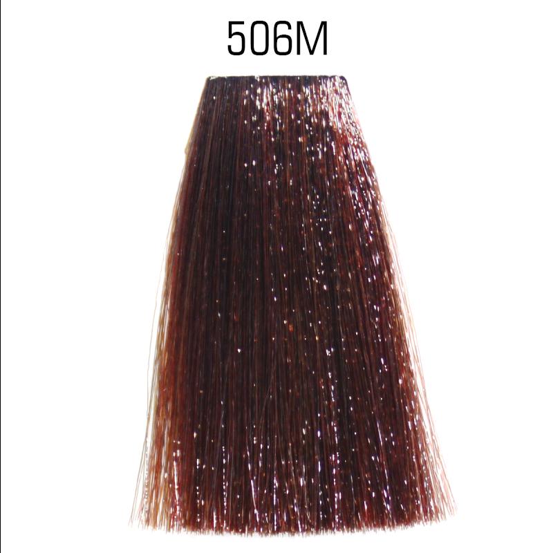 Купить 506M (темный блондин мокко) Стойкая крем-краска для седых волос Matrix Socolor beauty Extra Coverage, 90ml, L'Oreal