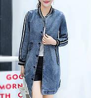 Джинсовая женская курточка Pianо AL7648