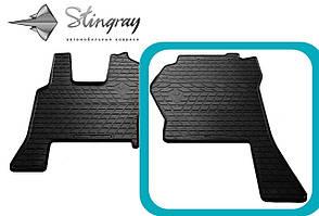 SCANIA R 2009-2013 Передний правый коврик Черный в салон
