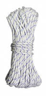 Шнур полипропиленовый плетеный , D 2 мм , 20 м , ( Украина ) 69-654