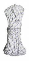 Шнур полипропиленовый плетеный , D 2 мм , 30 м , ( Украина ) 69-655
