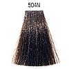 504N (шатен) Стойкая крем-краска для седых волос Matrix Socolor beauty Extra Coverage,90ml