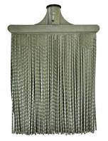 Метла рифленая 28х24см , металлический черенок № 3 ( Россия ) 70-570