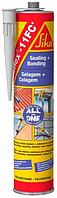 Sikaflex-11FC+ универсальный полиуретановый клей-герметик / серый, 600 мл