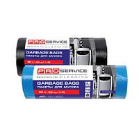 PRO Пакет для смiття п/е 60*75 чорний HD 60л/20 шт, OPTIMUM (50 шт/ящ)
