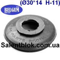 Пыльник шаровой опоры, рулевого наконечника 14*30* h-11 универсальный (МАСЛОСТОЙКИЙ)