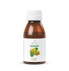 Протигрибковий препарат Фунгивит, 100 мл-при грибкових ураженнях шкіри і слизових
