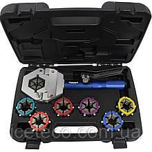 Mastercool МС 71500 набор для опрессовки шлангов А/С