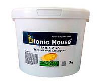 """Карнаубский пальмовый воск с добавлением натуральных масел """"Bionic House"""" 1 л"""