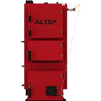 Альтеп Duo — котел отопительный твердотопливный