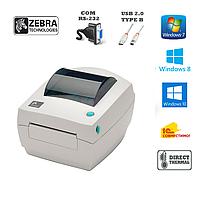 Термопринтер этикеток Zebra GC420D (Zebra LP2844)