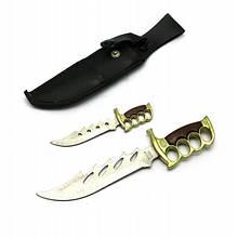 Сувенир Сабли в ножах набор 2 шт