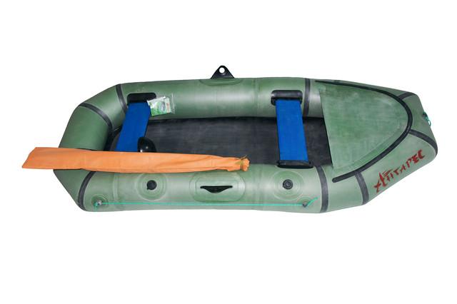 Двухместные надувные лодки