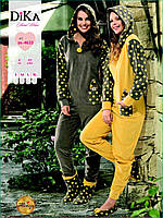 Пижама-комбинезон женская Dika 4633