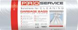 PRO Пакет для смiття п/е 90*110 білий ЛД 160л/10шт.(15шт/ящ)
