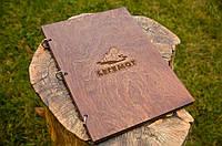 Папка меню из дерева