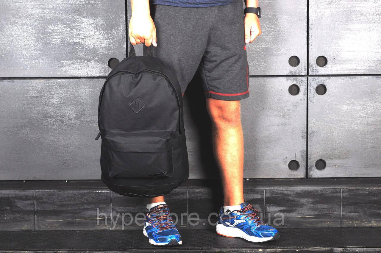 Спортивный городской рюкзак Nike, найк (черный), Реплика
