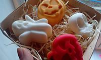 """Сувенирный/подарочный набор мыла для рук """"На Хэллоуин"""""""