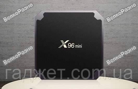 ТВ-приставка X96 mini 1/8 ГБ 4-ядерная на Android 7.1.2