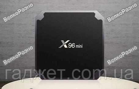 ТВ-приставка X96 mini 1/8 ГБ 4-ядерная на Android 7.1.2, фото 2