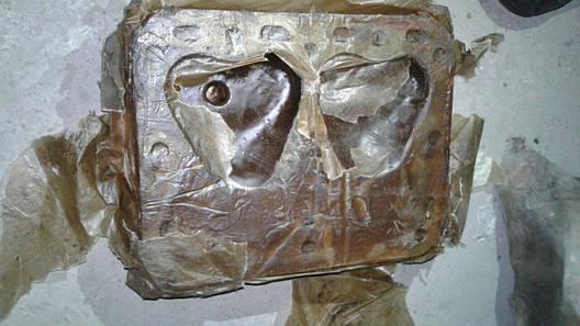 Головка блока цилиндров 02240-1 ПД-23 Т-130, Т-170, фото 2