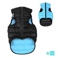 Airy Vest черно-голубой, фото 1