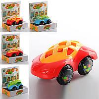 Машинка погремушка 15 смдля малышей,колесики-погремушки,микс видов, в коробке 17-20-12 см, 1290