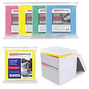 Pro серветки для прибирання віскозні 30х35см 5 шт/уп optimum (45шт/ящ)