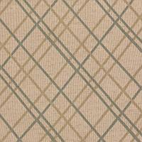 Жаккардовая ткань для штор и декора в ромбы ARIZONA-4631 в зеленых оттенках