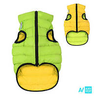 Airy Vest салатовo-желтый, фото 1