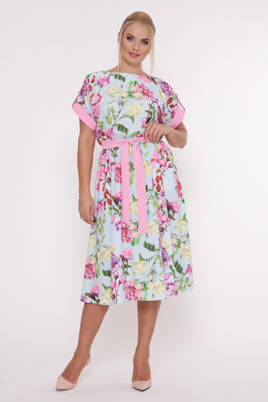Платье женское Ирина мята Vlavi